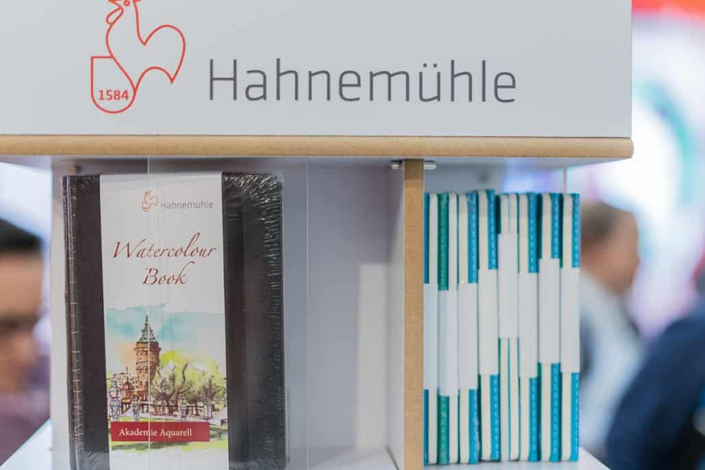 Hahnemühle-blogger-insights-x-messe-2017-nuernberg