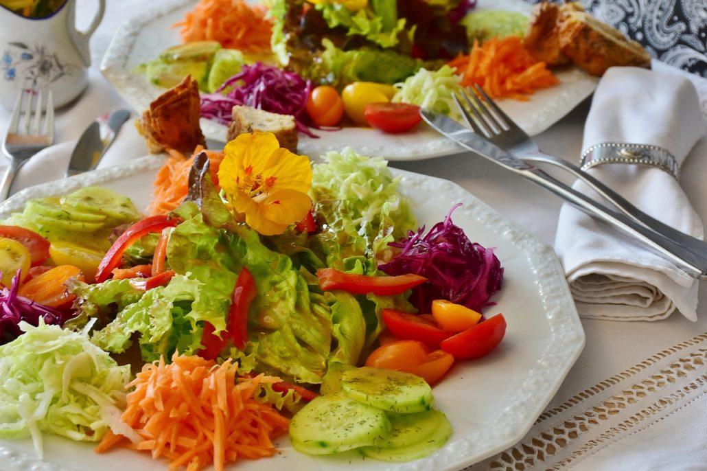 Speisepläne Salate