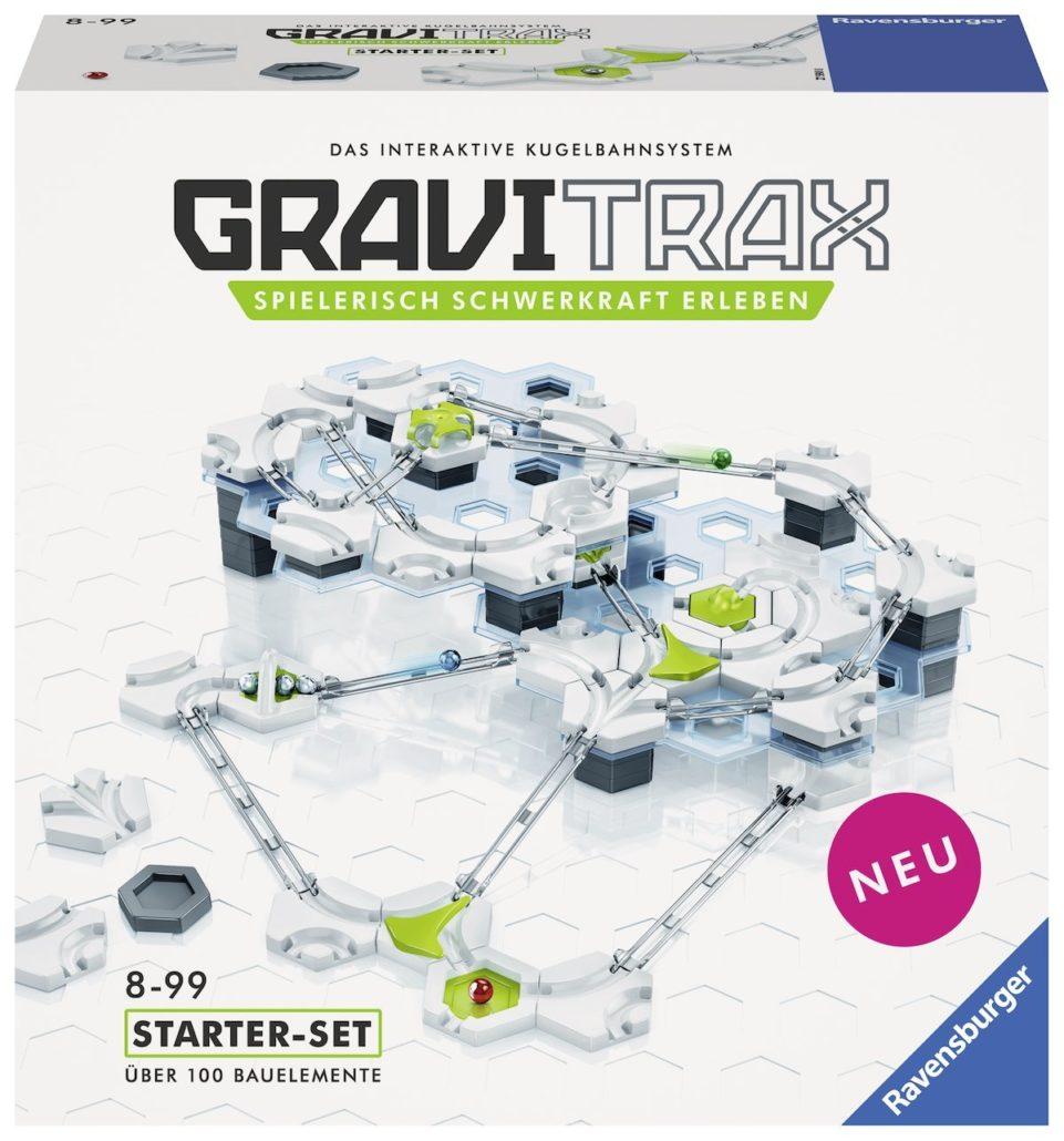 Gravitrax Kugelbahn Starter-Set