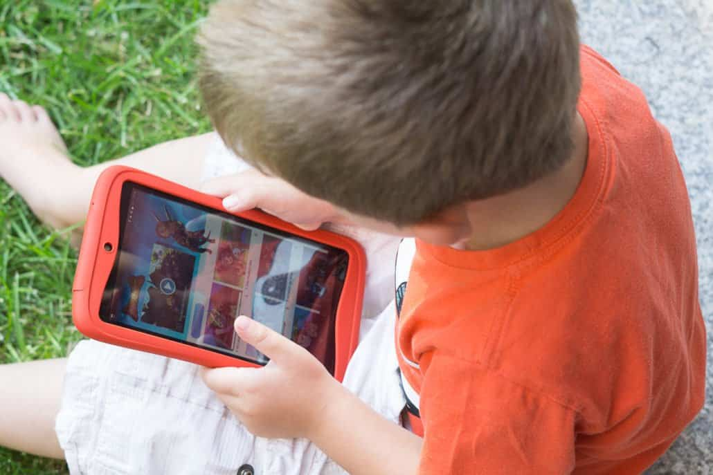 Kurio Tab Advance - Tablet für Kinder - Kindertablet