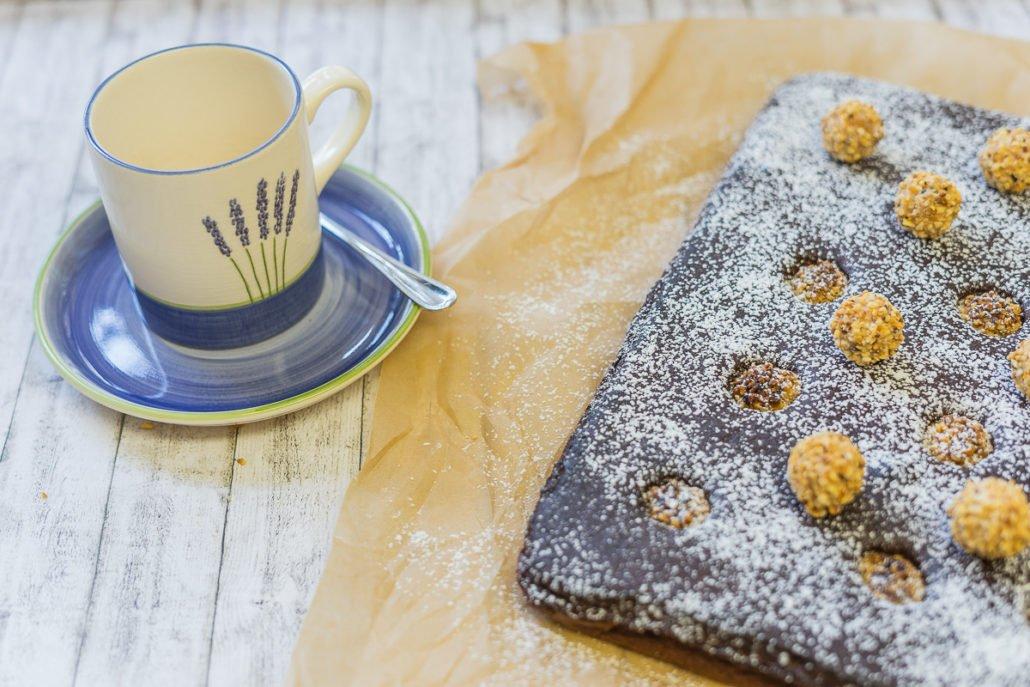 Rezept schnelle Brownies
