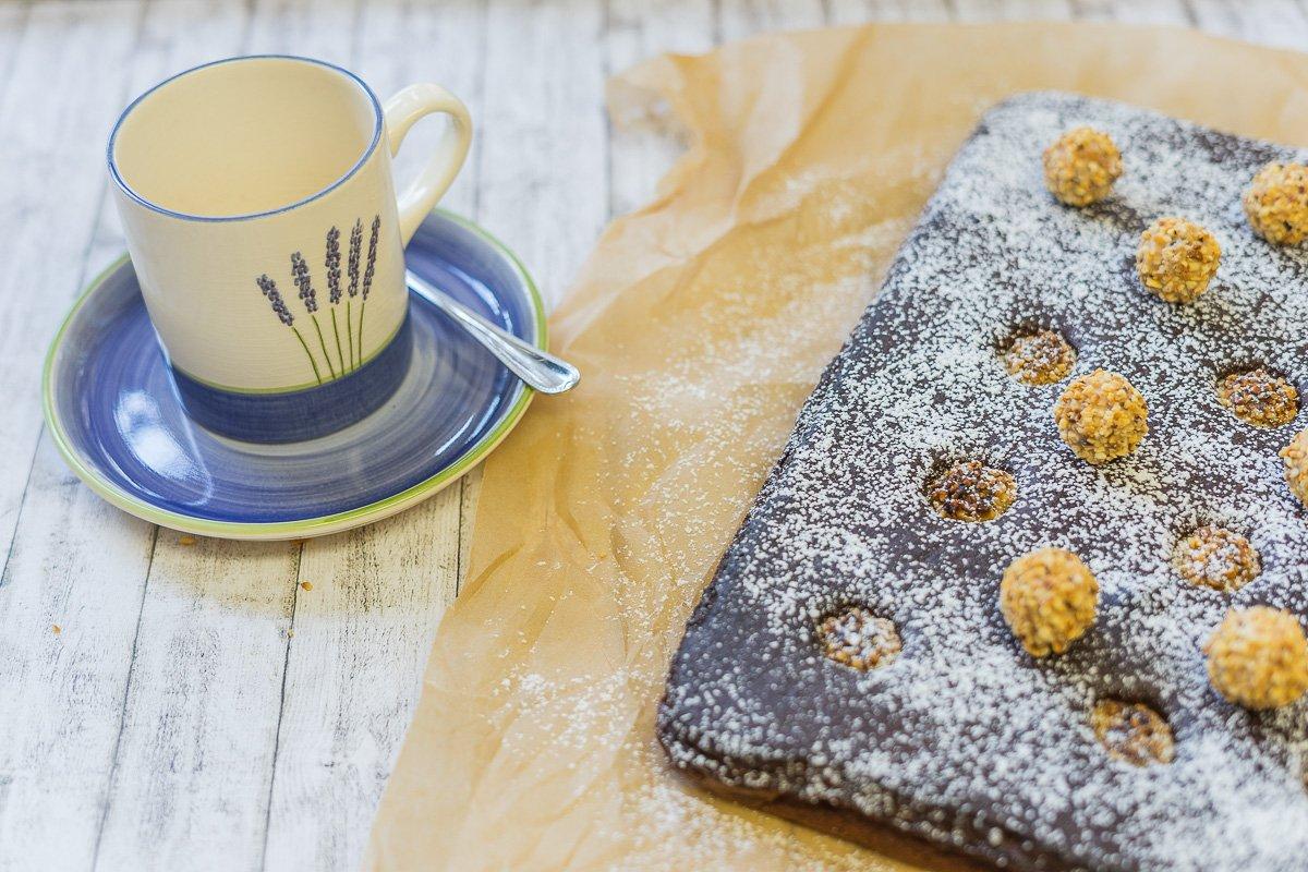 Brownies mit Giotto – Nur das Beste für die Gäste