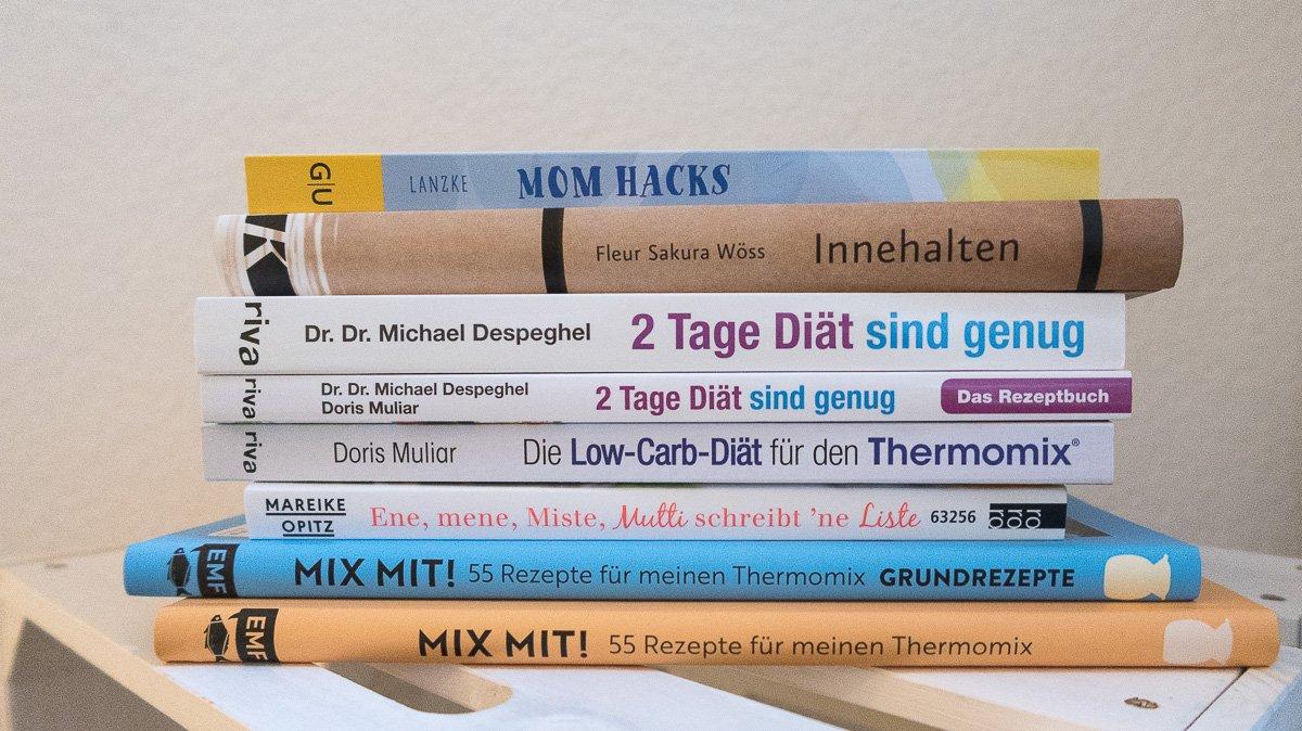 Bücher – mein Herbst-Lesestoff und Geschenkideen