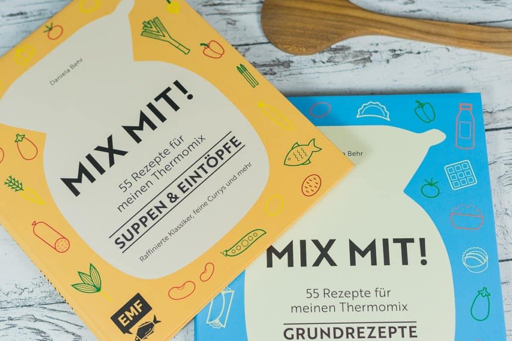 Mix Mit! Bücher - Rezepte Thermomix