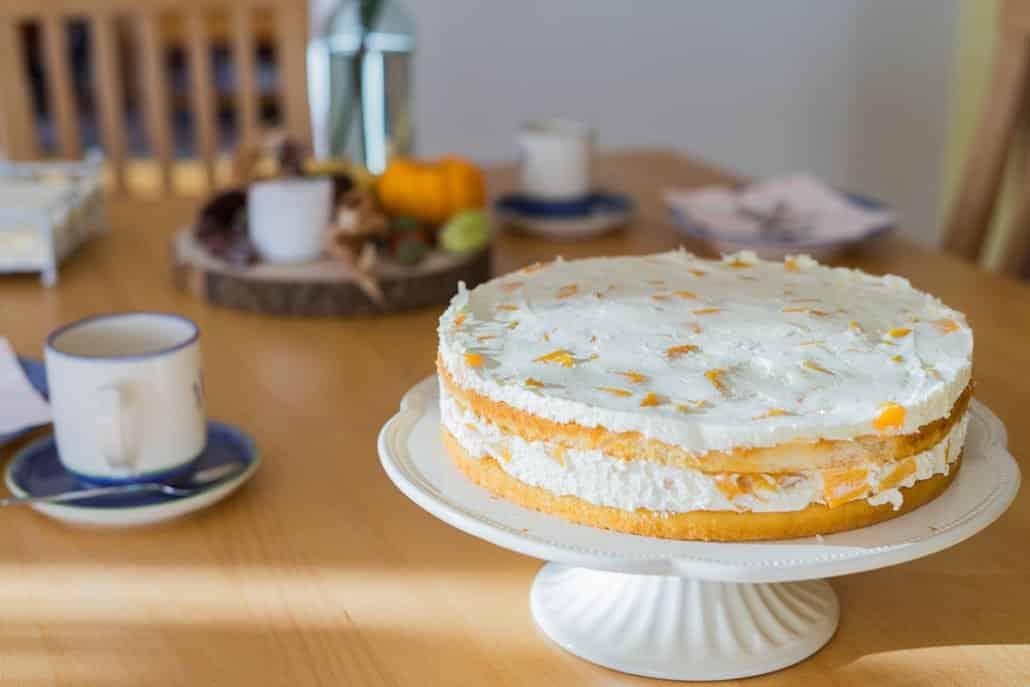Faule Weiber Kuchen