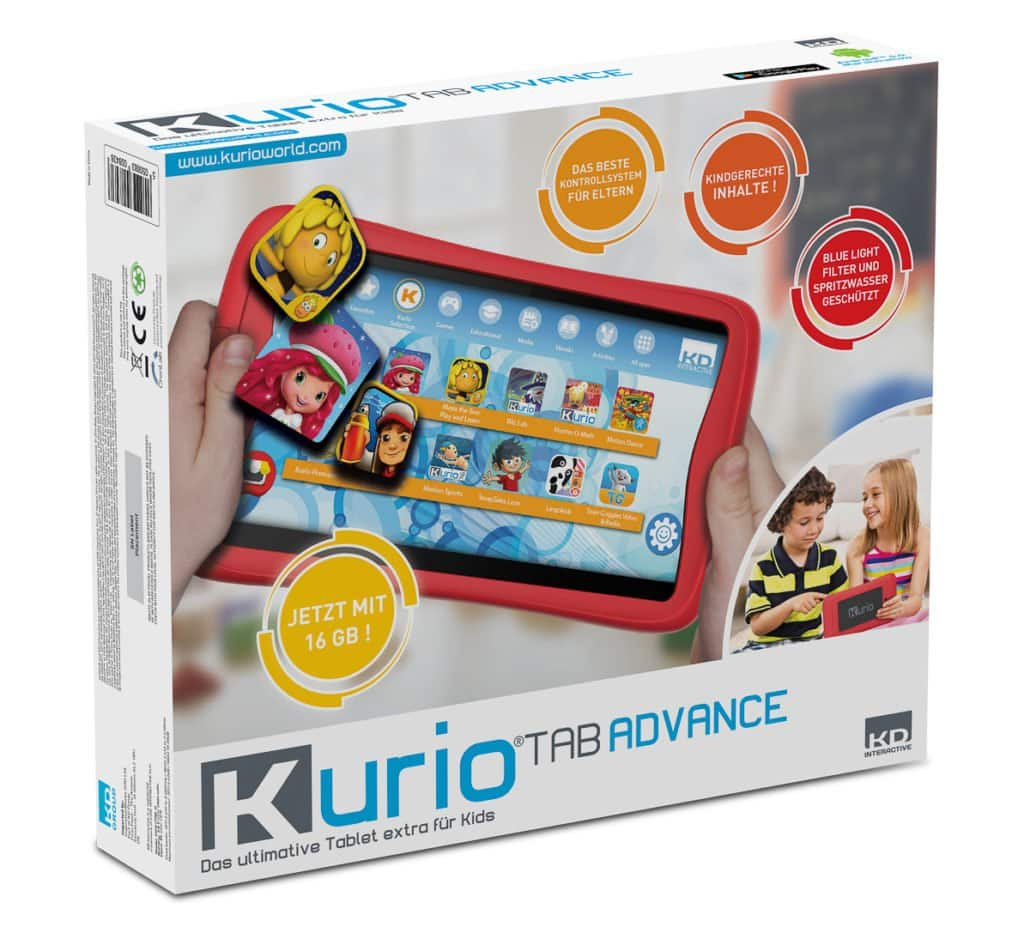 Tablet für Kinder