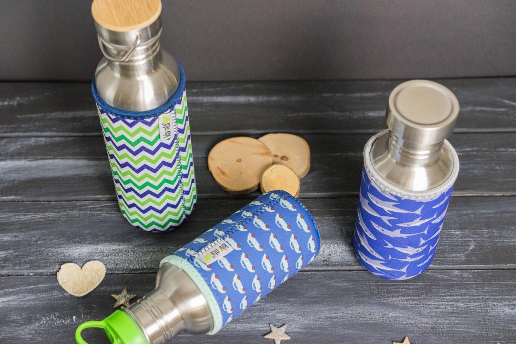 Trinkflaschen Edelstahl kinvanta Onlineshop
