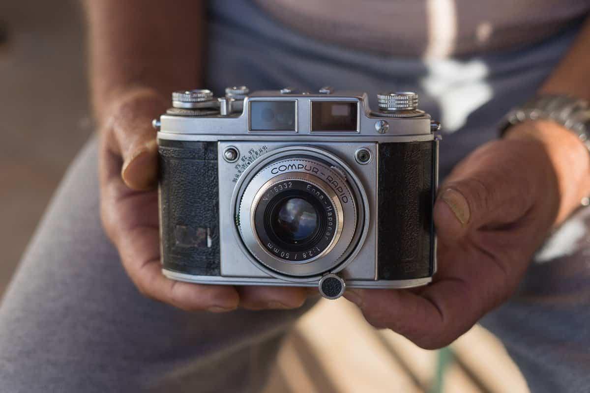Bitte recht freundlich! – Hilfe beim Fotografieren lernen