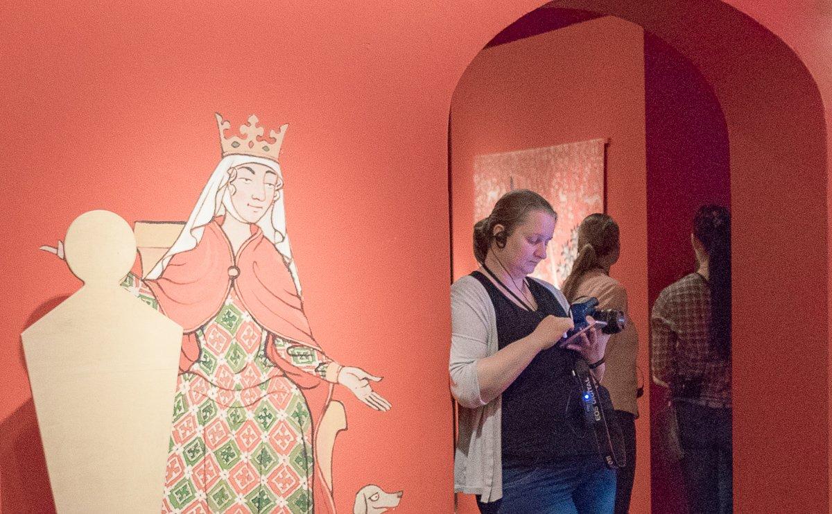 Familien-Bloggerevent im Historischen Museum Speyer