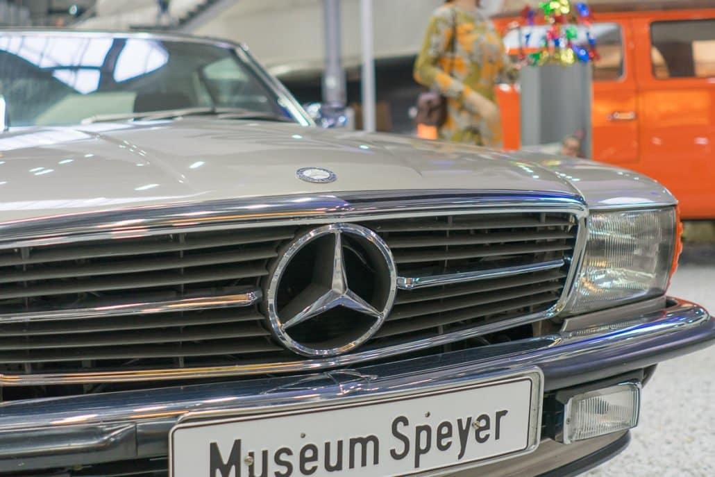 Besuch im Technischen Museum Speyer