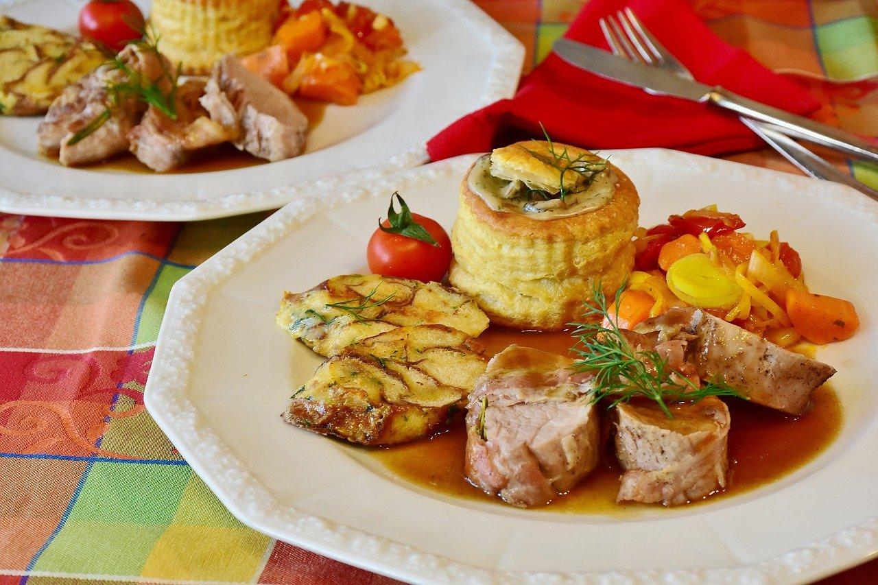 Schweinefilet - Wochen-Speiseplan für die Familie