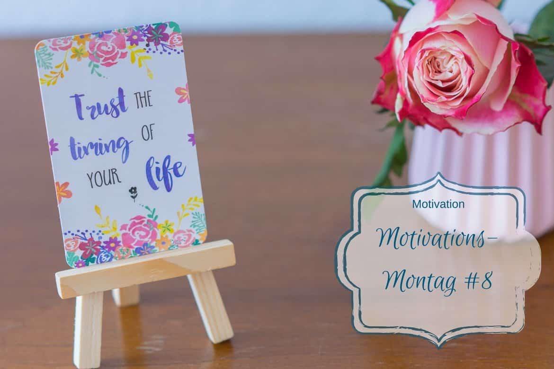 Motivations-Montag 08/2018 und Beginn der Fastenzeit