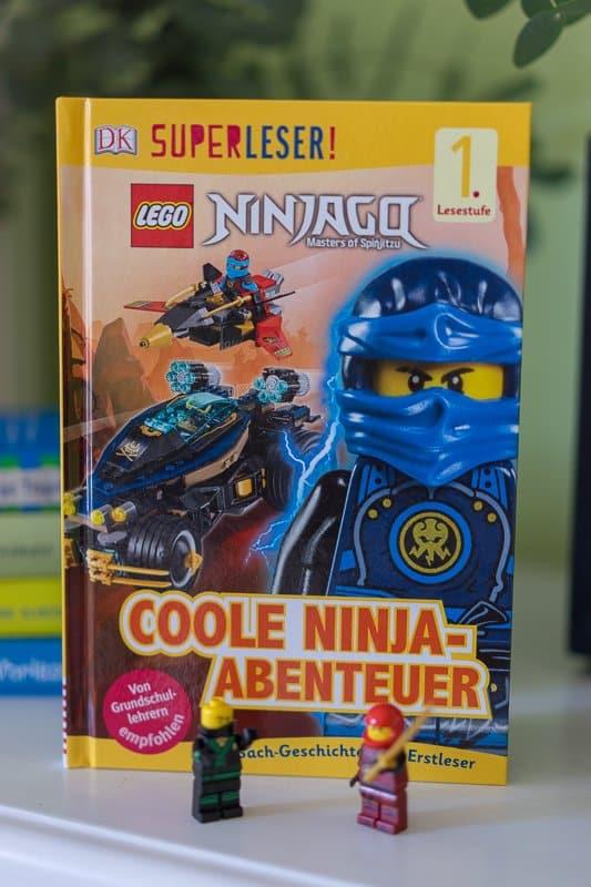 Ninjago Abenteuer Bücher Geschenkideen Ostern