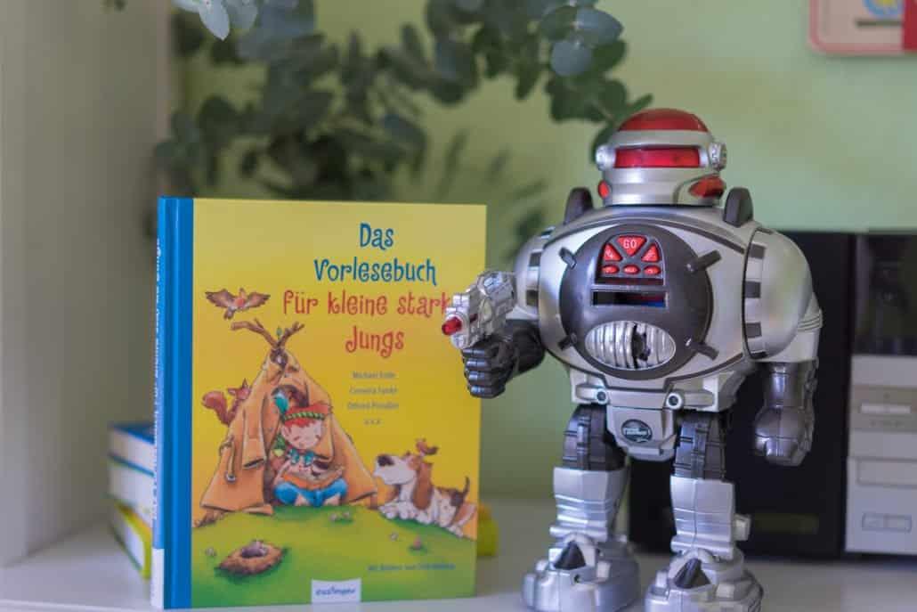 Vorlesebuch für kleine starke Jungs