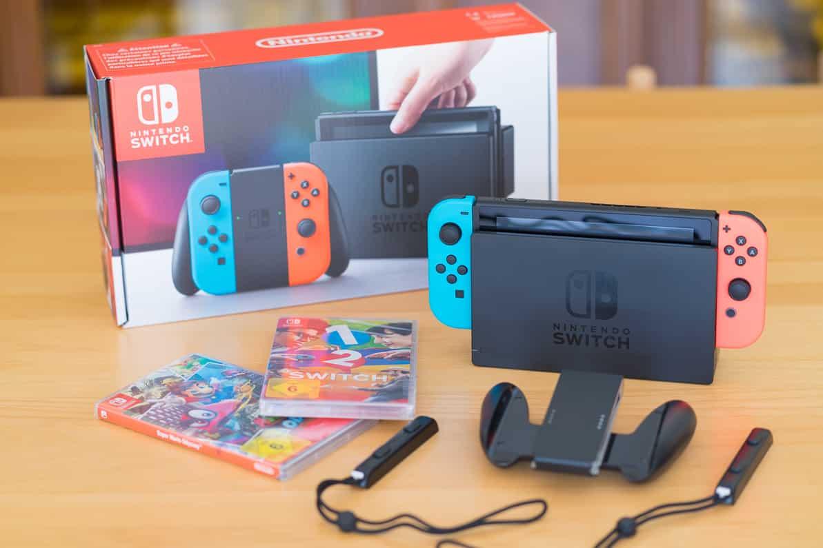 Nintendo Switch – Über unsere Erfahrungen, Erklärung und Test