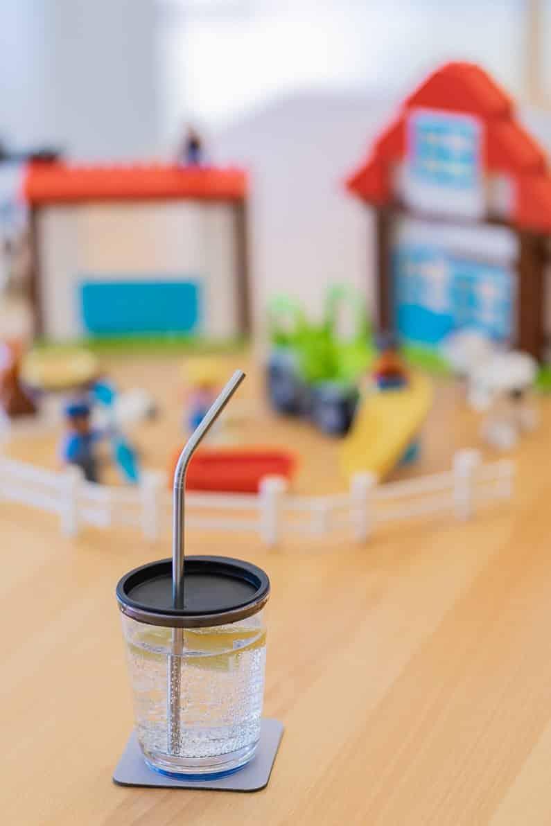 sichere Trinkbecher für Kinder und alte Menschen - silwy magnetic drinkware