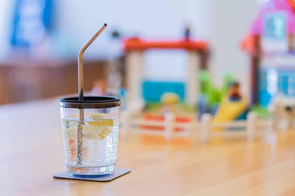 Schluss mit Pfützen auf dem Tisch – Dank silwy magnetic drinkware