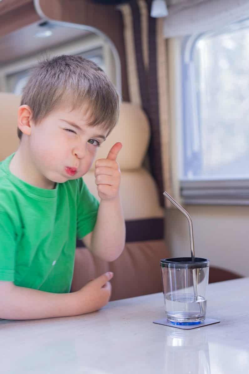 Magnetische Gläser von silwy magnetic drinkware