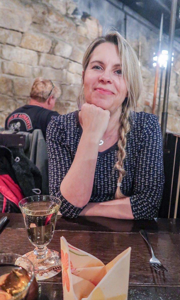 Blogger ü 40