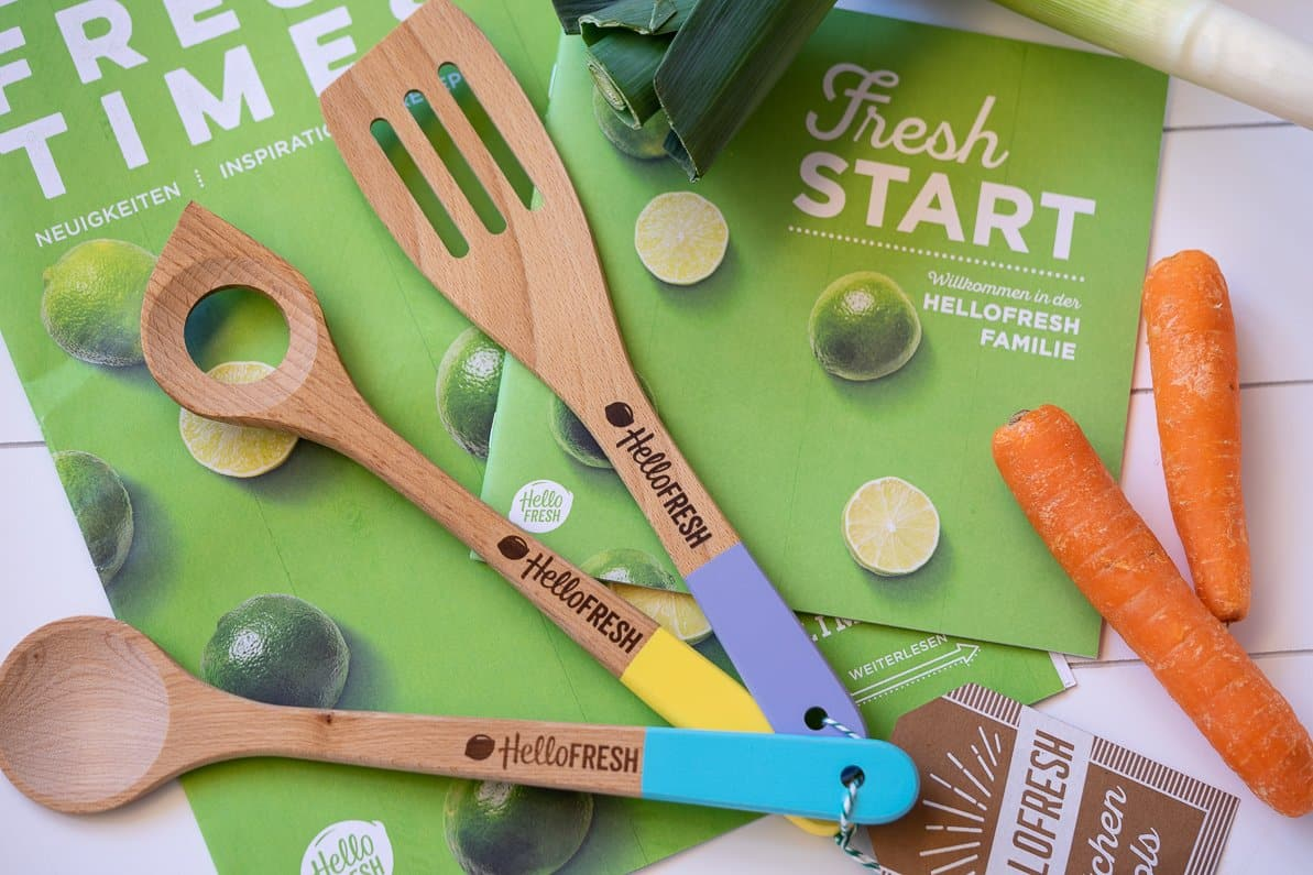 Speiseplan HelloFresh