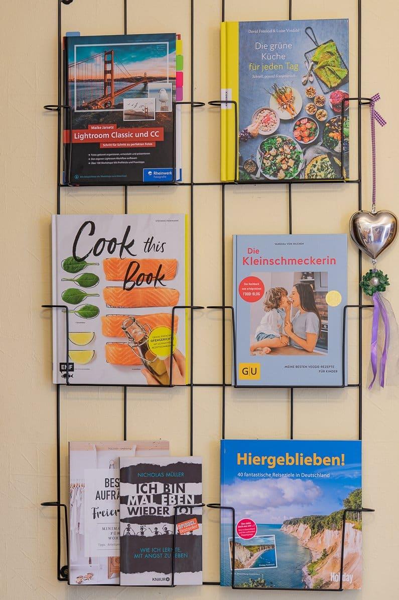 Buchempfehlung - Bücherregal maison du monde