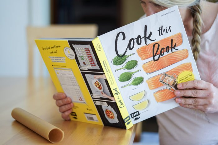 Cook the book