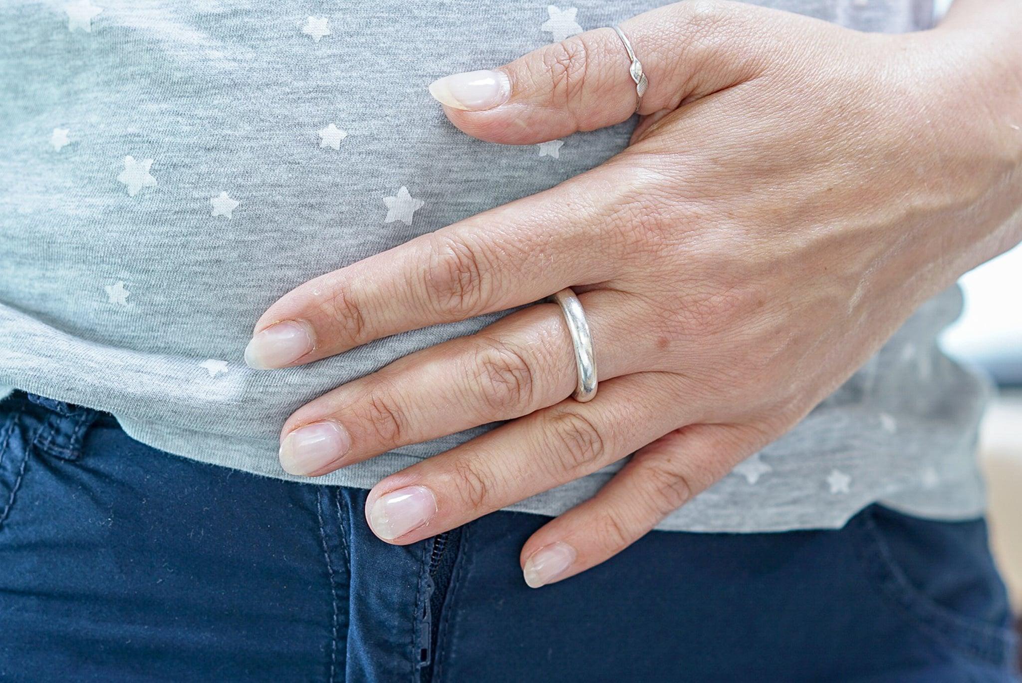 Fingernägel in den Wechseljahren