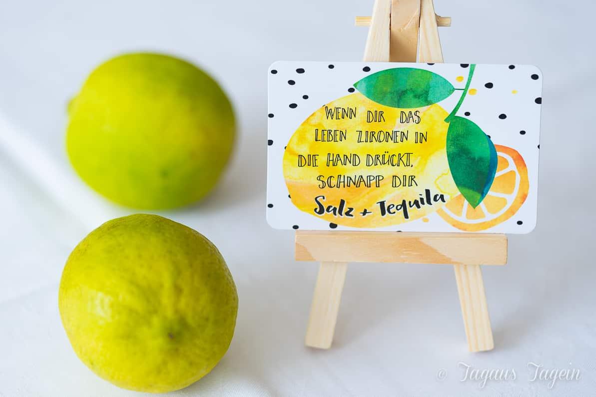 Motivations-Montag 25/2018 – von Zitronen und einer Planänderung