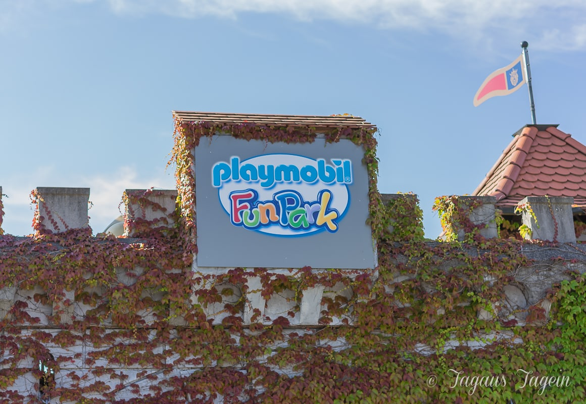 Besuch im PLAYMOBIL FunPark