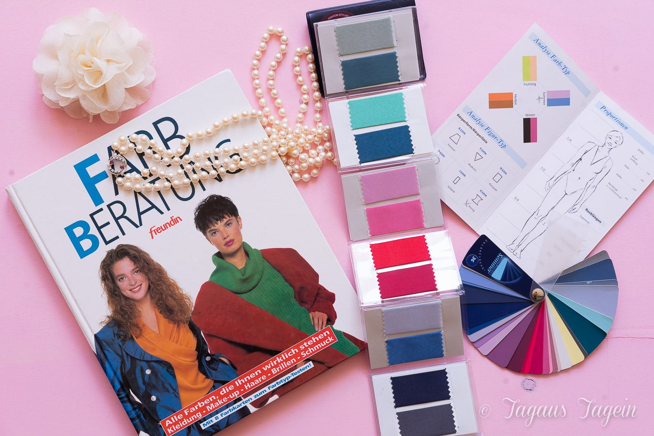 Farb- und Stilberatung für jede Frau – Teil 2