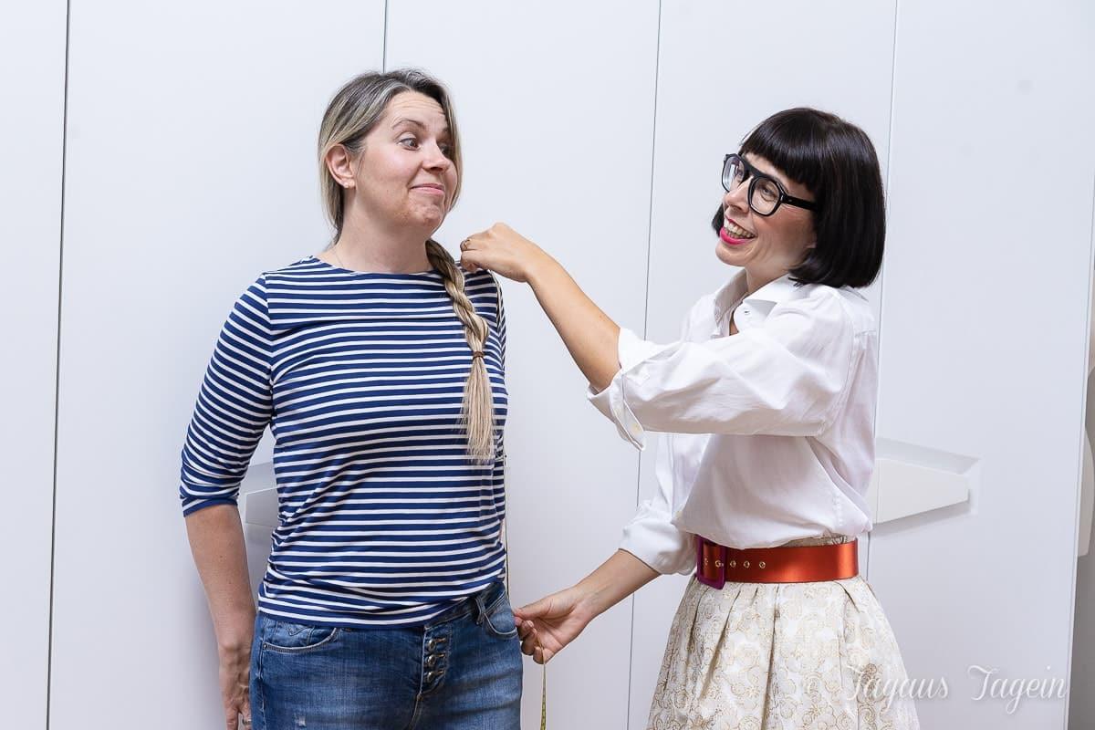 Farb- und Stilberatung bei Stilfrage in München