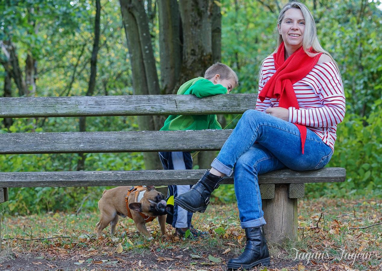 Happy Neck – Damen Schal für kalte Tage