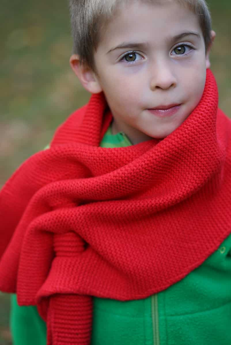 Happy Neck - der neue Schal für den Herbst von MillionX
