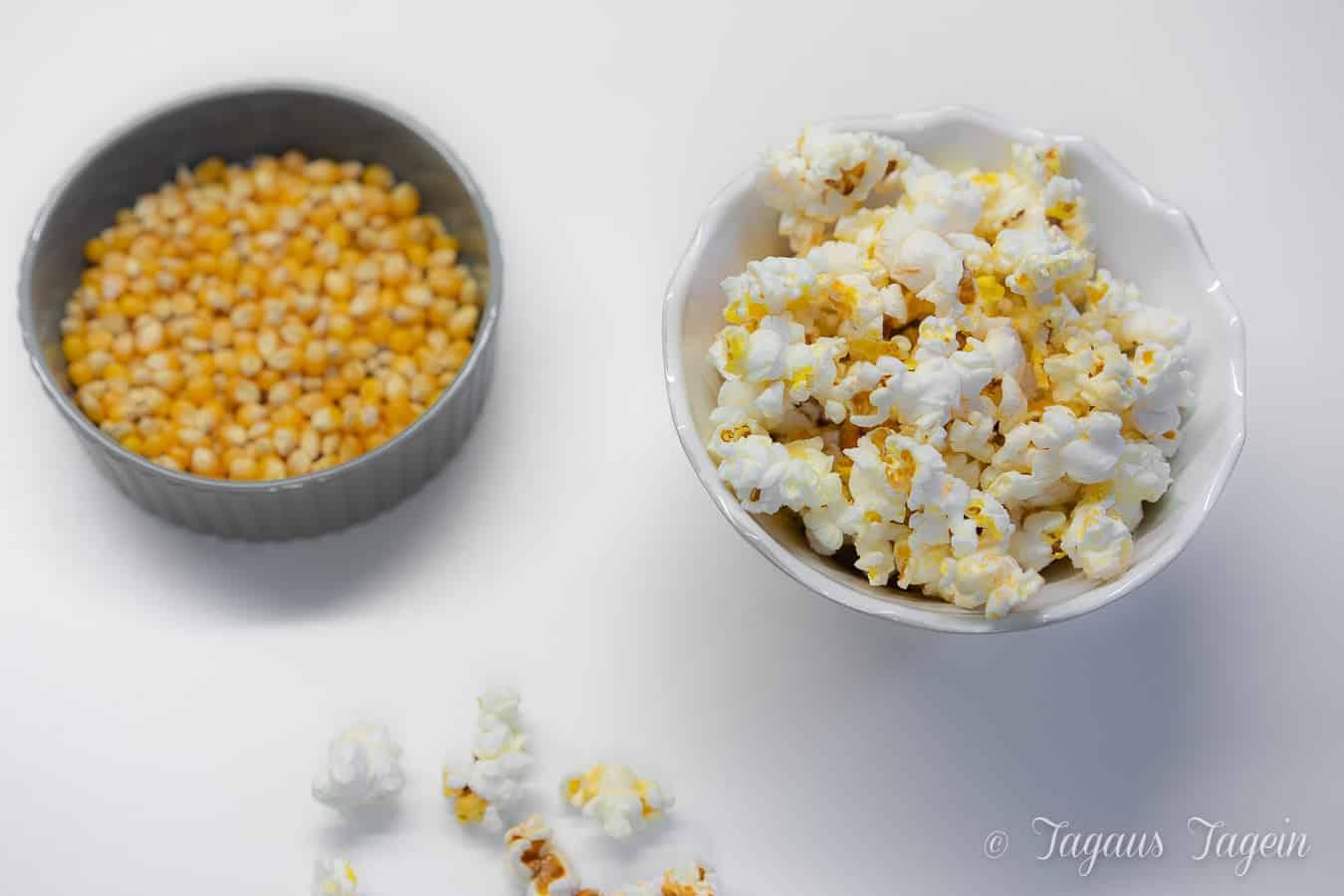 Popcorn selber machen – mit dem Popcorn Maker von TPC®