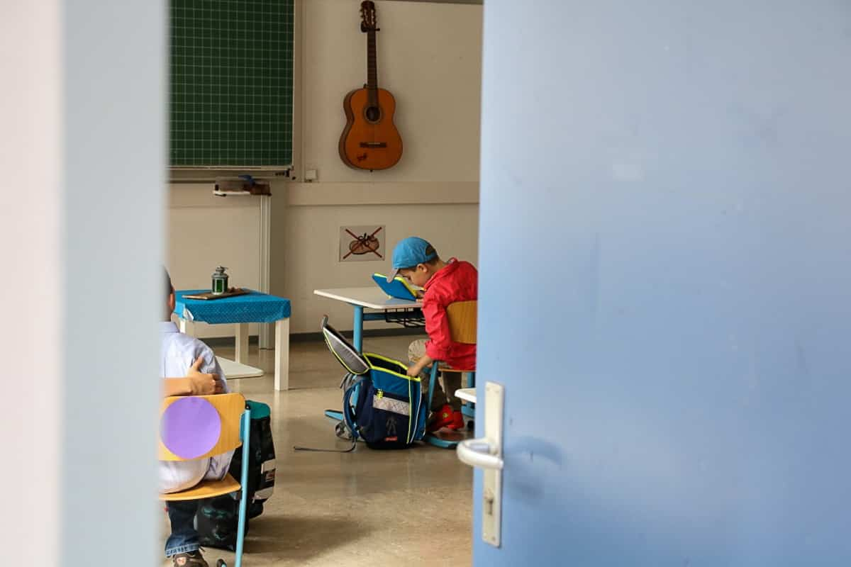 Schule für Kinder mit Autismus