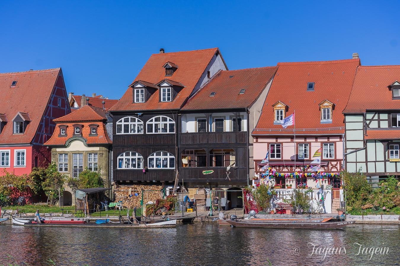 Mit dem Wohnmobil nach Bamberg – Goldener Herbst in Franken
