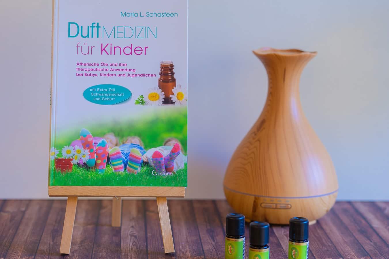 Buchempfehlung - Duftmedizin für Kinder