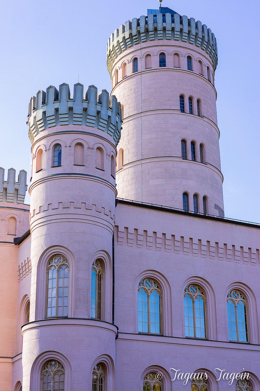 Schloss Granitz auf Rügen