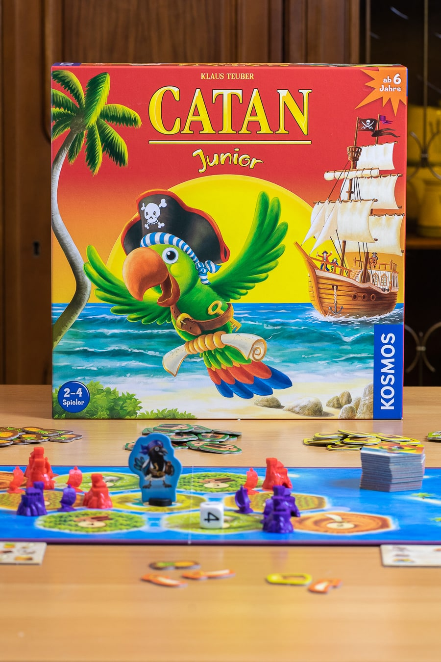 Catan Junior - Spiel Kosmos