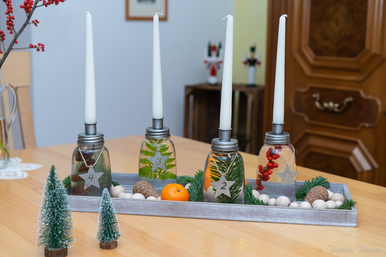 Adventsfreuden –  Atempausen im Advent -mit Verlosung