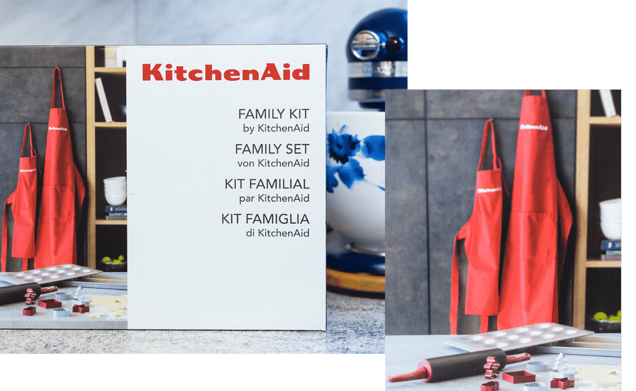 Adventsfreuden mit dem KitchenAid Family Kit