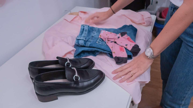 Outfit zusammenstellen