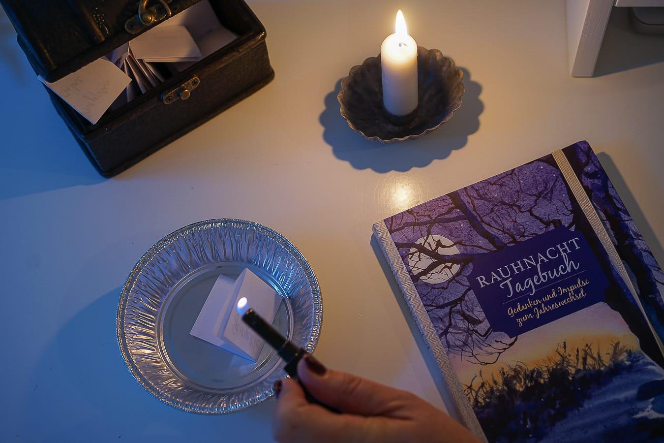 Rituale Rauhnächte