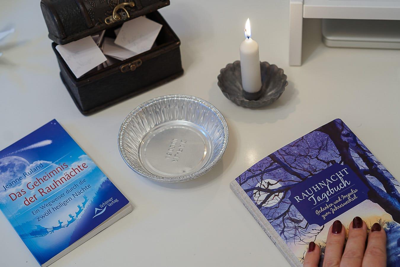 Rituale für die Rauhnächte