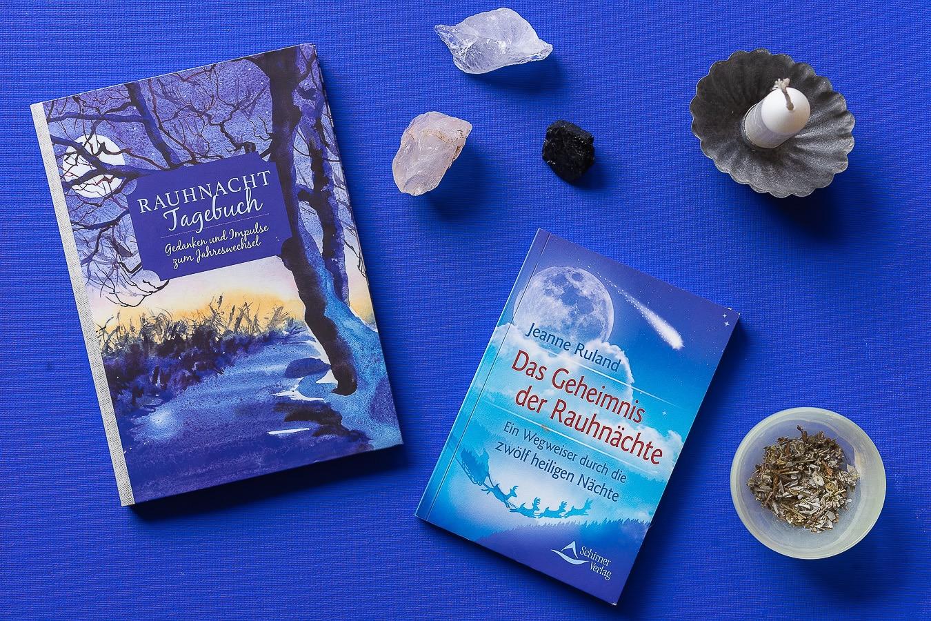 Die Rauhnächte - Rituale rund um die 12 magischen Nächte im Jahr