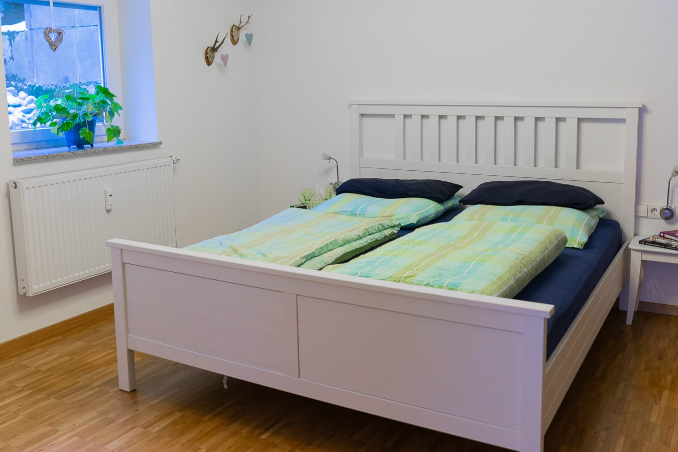 Roomtour Schlafzimmer