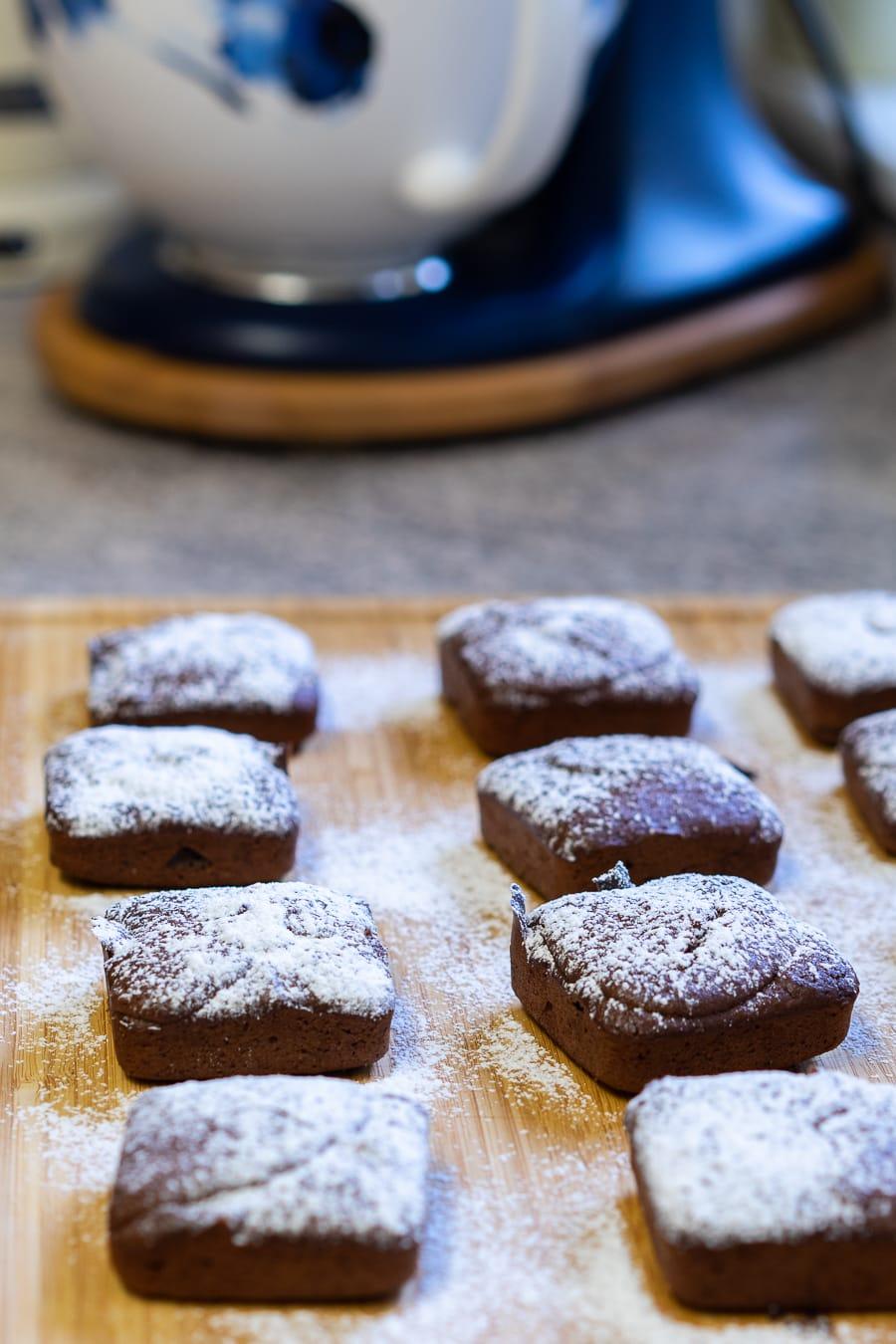 Wochenglück-Rückblick Brownies backen