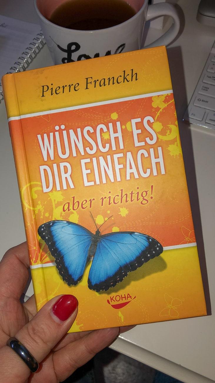 Buch: Wünsch es dir einfach.