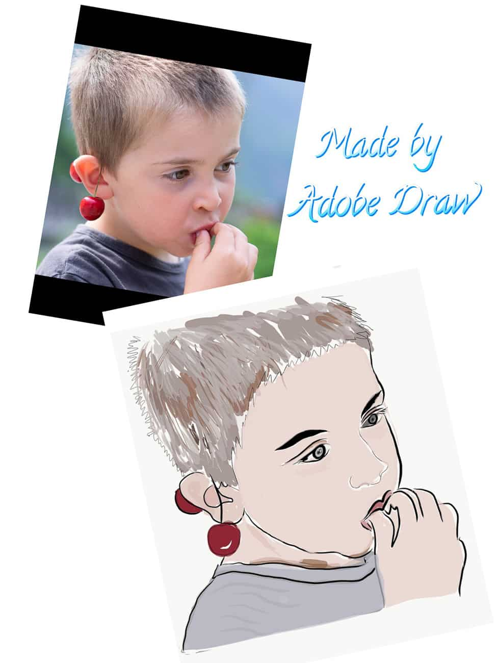 Zeichnen mit Adobe Draw