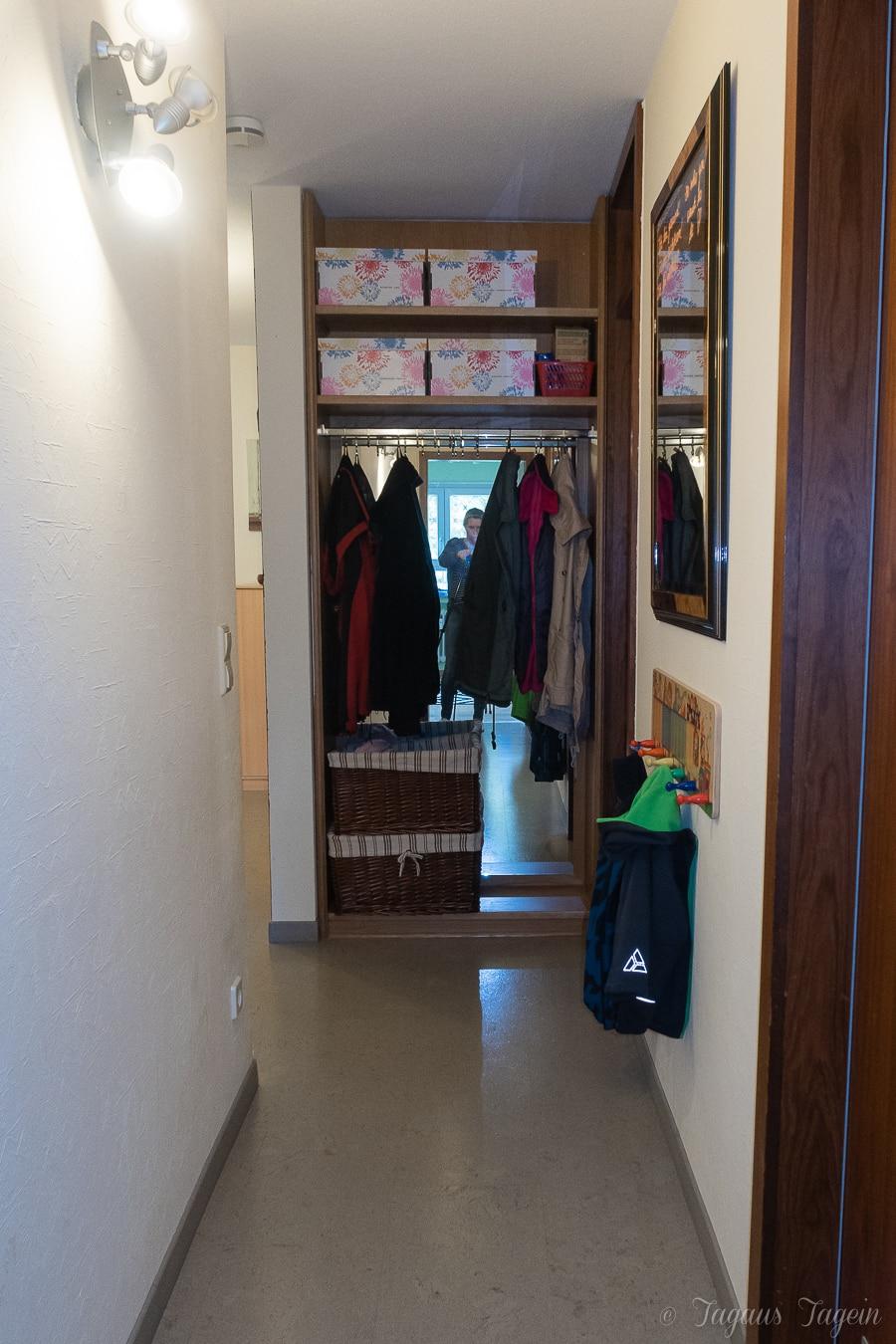 Roomtour Eingangsbereich